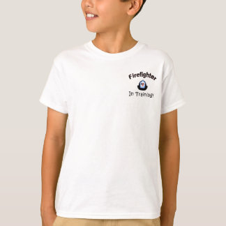 A Firefighter In Training T-Shirt