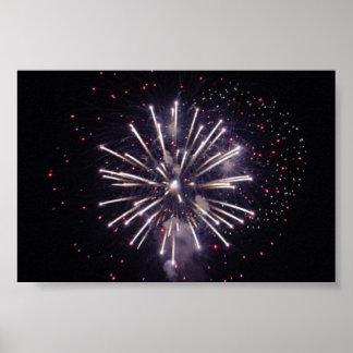 A Firework Poster