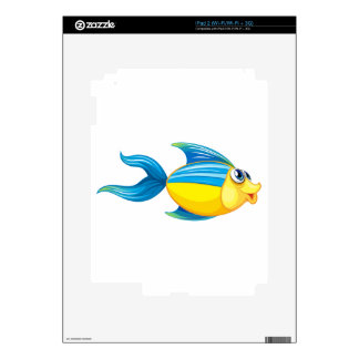 A fish skin for the iPad 2
