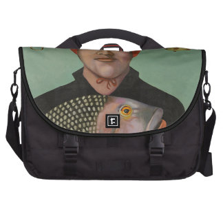 A Fish Story Laptop Bags