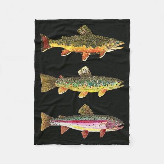 A Fisherman's Fleece Blanket