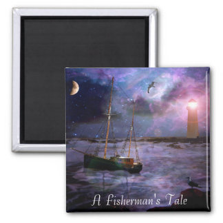A Fishermans Tale Magnet