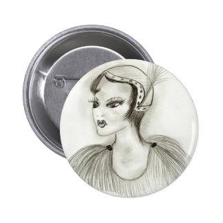 A Flapper Button