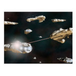 A Fleet Action Postcard