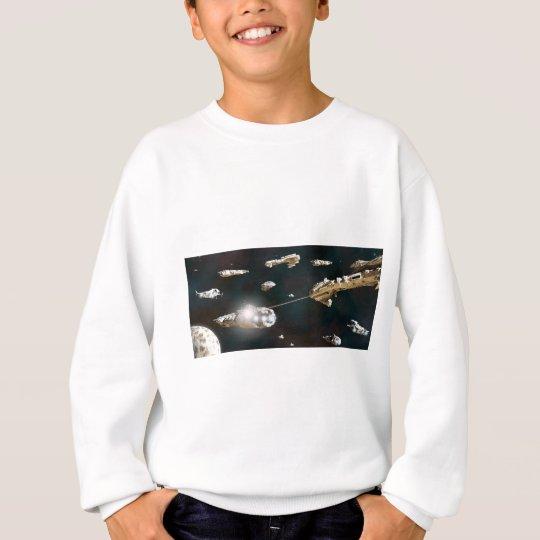 A Fleet Action Sweatshirt