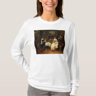 A Flemish Family at Dinner T-Shirt