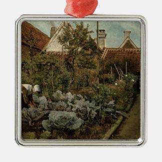 A Flemish Garden Ornaments