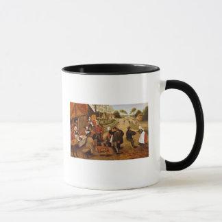 A Flemish Kermesse Mug
