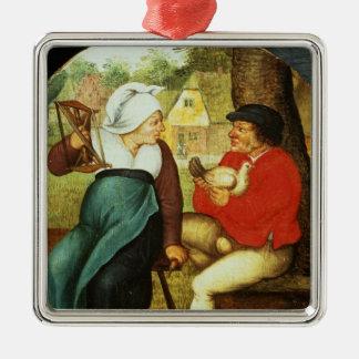 A Flemish Proverb Christmas Ornaments