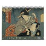 A Floating World Calendar