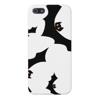 A flock of bats iPhone SE/5/5s case