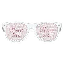 A Flower For My Love FLOWER GIRL Kids Sunglasses