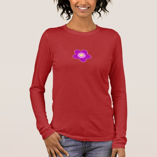 A Flower Fun Long Sleeve T-Shirt