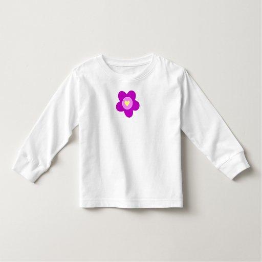A Flower Fun T Shirts