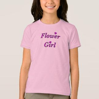 A Flower Girl T-Shirt