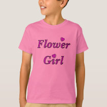 A Flower Girl T-Shirt