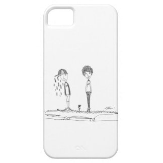 A Flower iPhone SE/5/5s Case