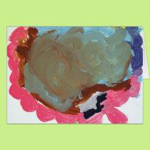 A Flower-Olivia Card