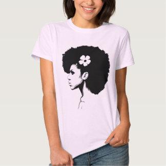 A Flower Tee Shirt