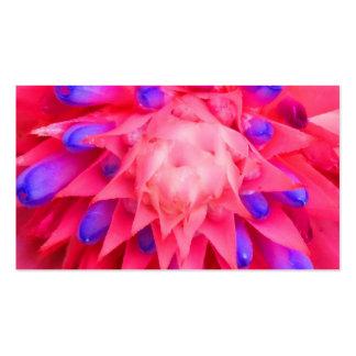 A FLOWER'S HEART BUSINESS CARD