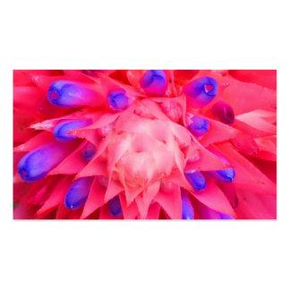 A FLOWERS HEART BUSINESS CARD