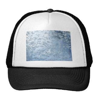 A Flurry Of Frost Flowers Trucker Hat
