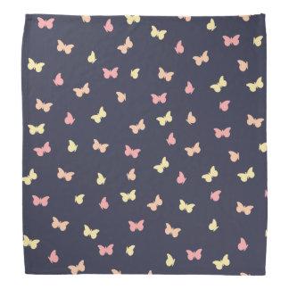 A flutter of butterflies bandana