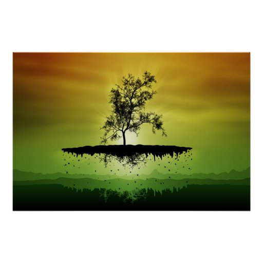 A Flying Tree 3 Posters