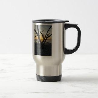 A Folly Sunrise Travel Mug