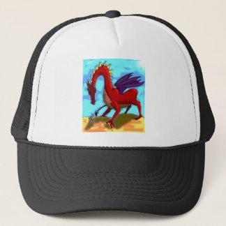 A Foolish Knight Trucker Hat