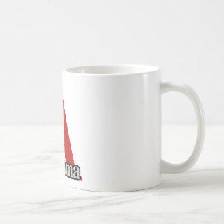 A For Alabama Coffee Mug