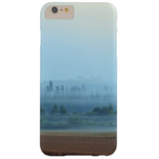 A Forest In Latvia With Morning Fog Over It Barely There iPhone 6 Plus Case
