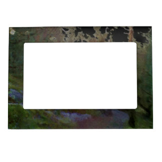 A forest magnetic frame