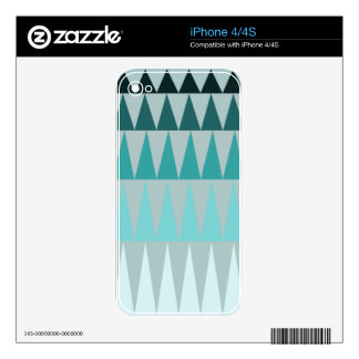 A Forest Pattern iPhone 4S Skins