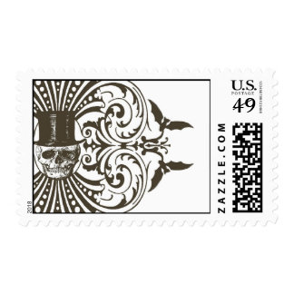 A Formal Fright Postage Stamps