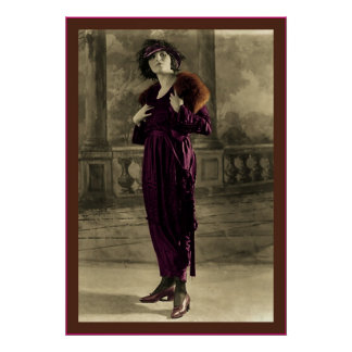 A Foxy Lady Poster
