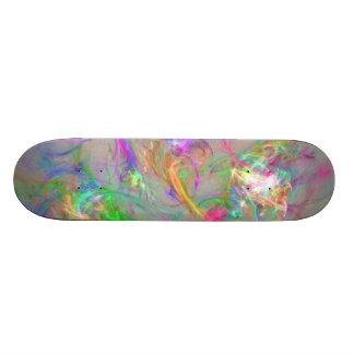A Fractal Scateboard Skateboard
