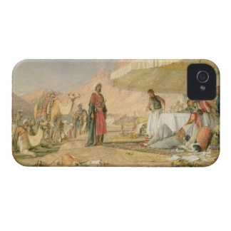 A Frank Encampment in the Desert of Mount Sinai, 1 iPhone 4 Case