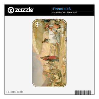 A Frank Encampment in the Desert of Mount Sinai, 1 iPhone 4S Skin