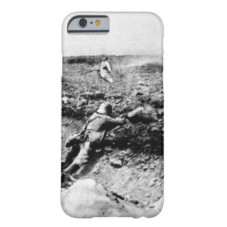 A French assault on German positions_War image Barely There iPhone 6 Case