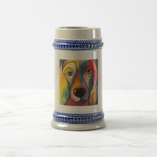 A Friend For Life Beer Stein