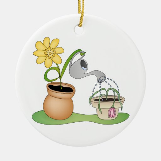 A Friend In Need Double-Sided Ceramic Round Christmas Ornament
