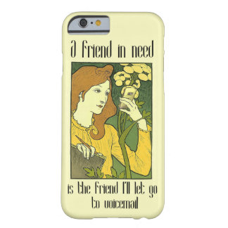 A Friend In Need iPhone 6 Case