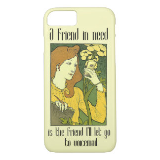 A Friend In Need iPhone 7 Case