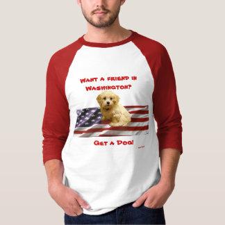 A Friend In Washinton T-Shirt