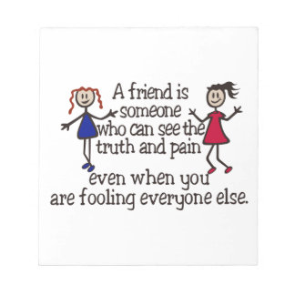 A Friend Is Notepad