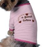 A Friend Listens Doggie T-shirt