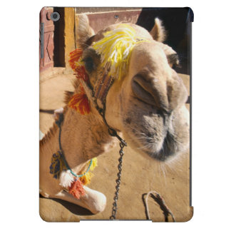 A friendly camel awaits its next rider Cairo Case For iPad Air