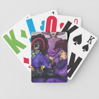 A Friendly Competition pt. 2- by Alternate Visions Bicycle Playing Cards