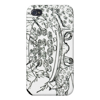 A Friendly Meal iPhone 4 Case